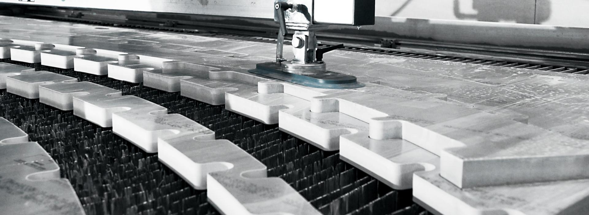Bleche und Platten aus Aluminium für die Luftfahrt vonWMH GROUP GERMANY